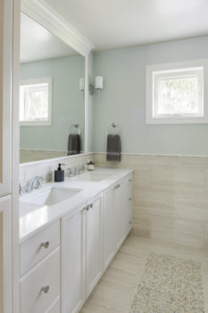 Photo of master bath
