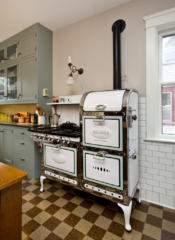 1930s Reliable gas stove
