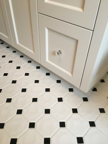 classic floor tile photo