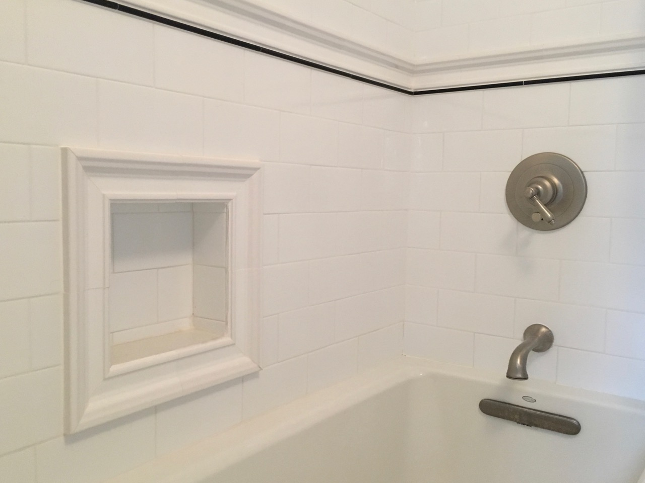 tub niche photo