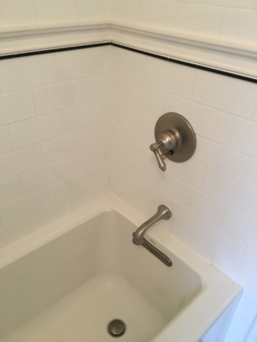 Tub tile photo