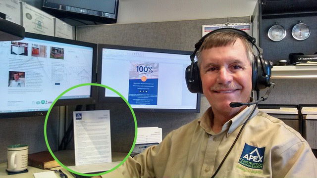 Deaf Remodeler with special phone headset