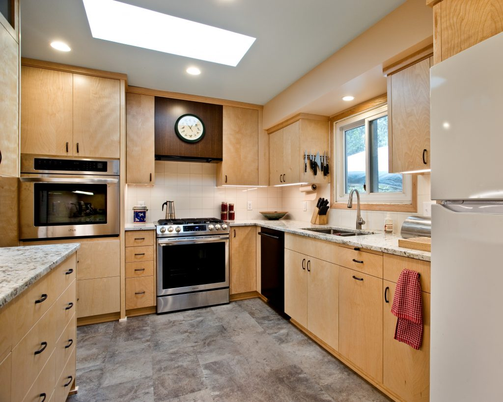 birch kitchen remodel
